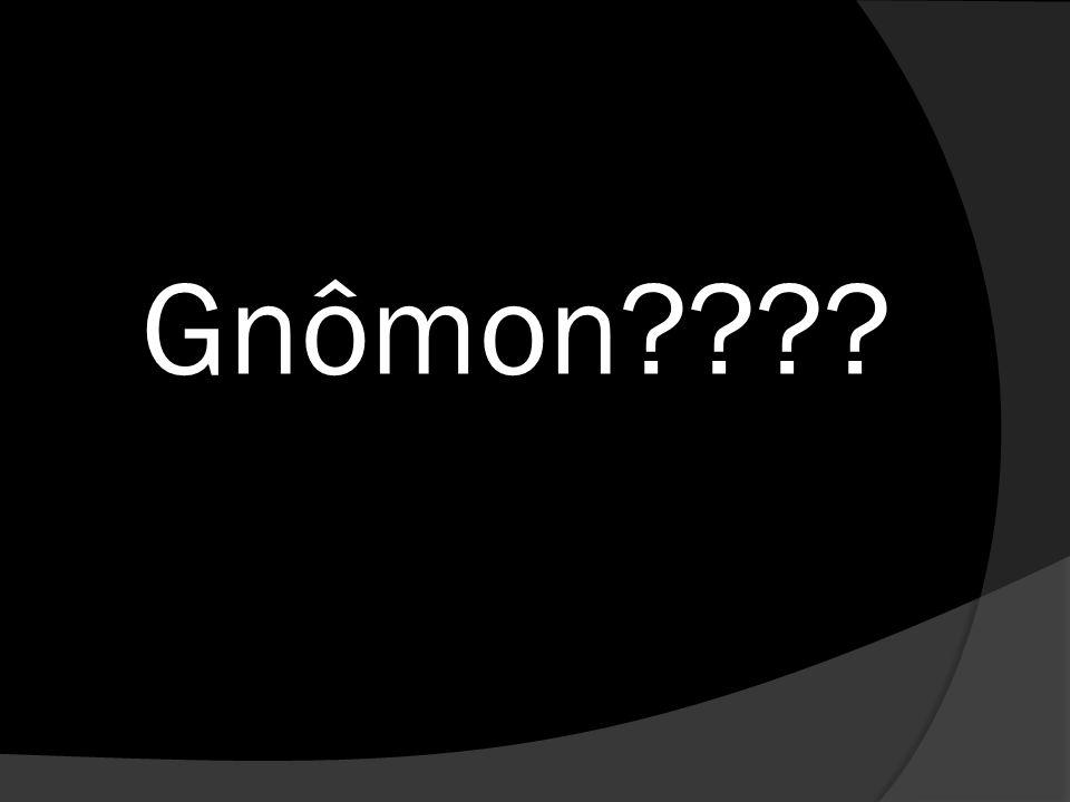 Gnômon