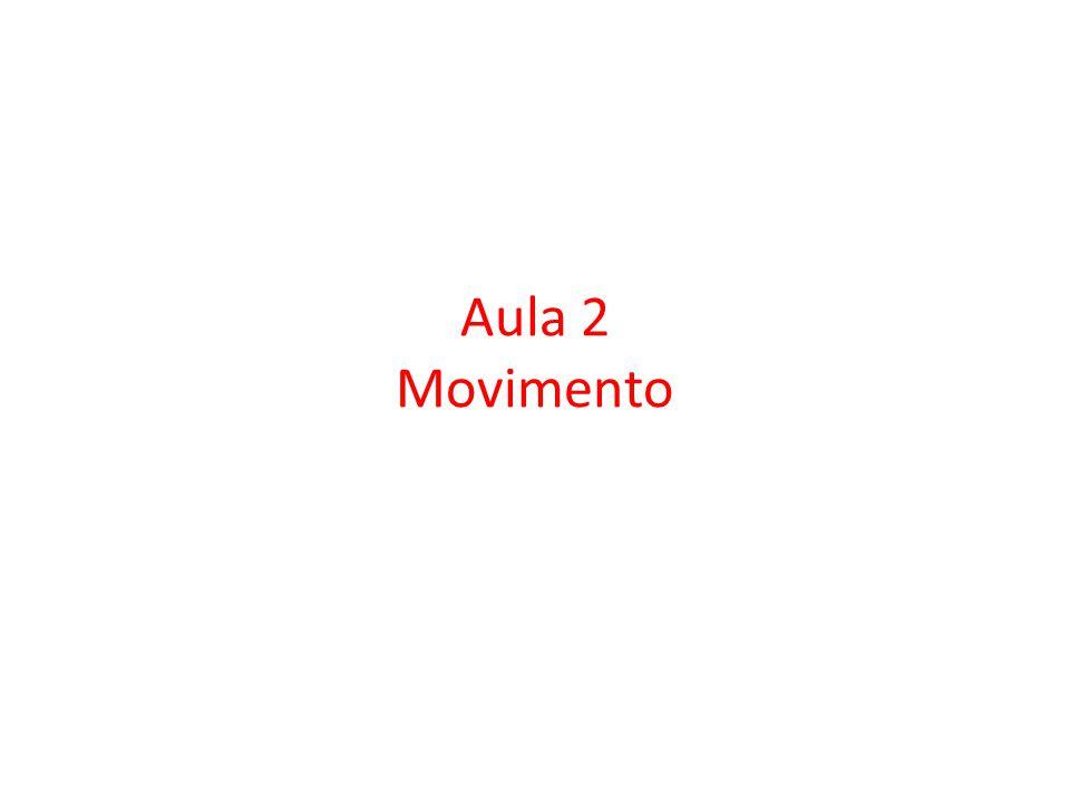 Aula 2 Movimento