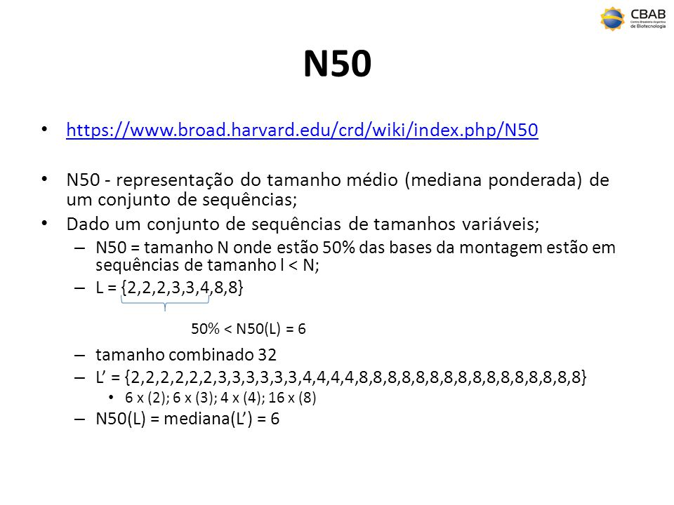 N50 https://www.broad.harvard.edu/crd/wiki/index.php/N50