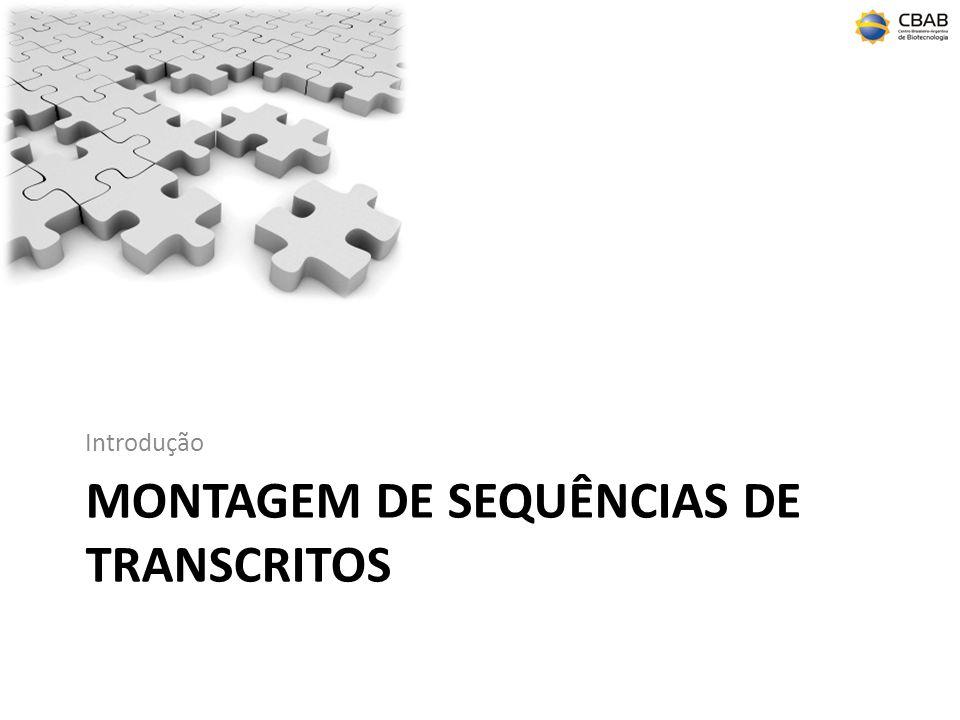 Montagem de sequências de transcritos