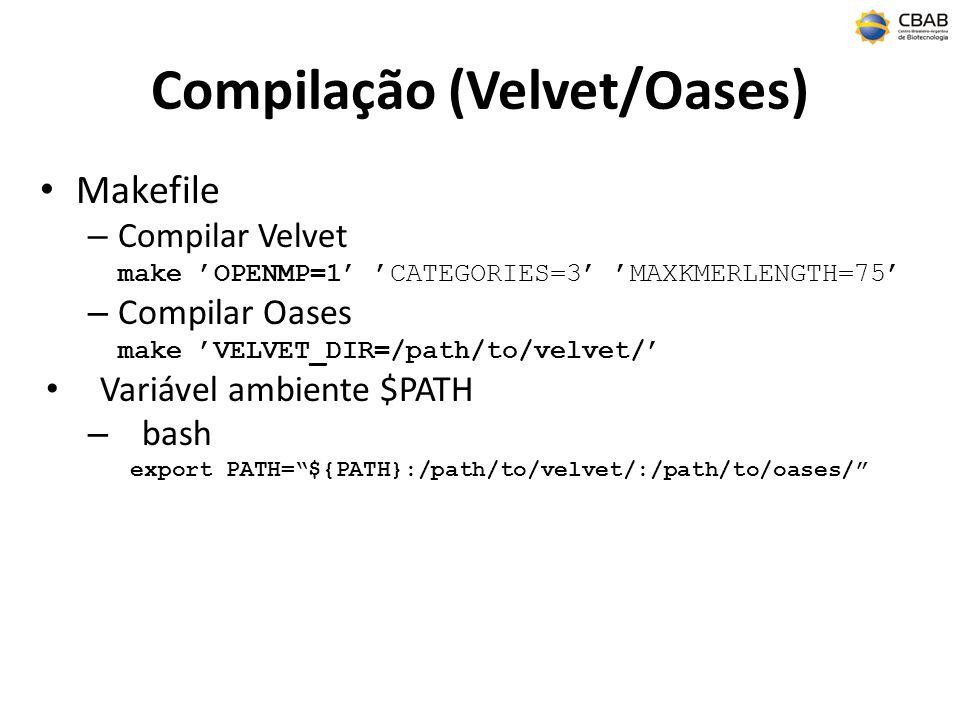 Compilação (Velvet/Oases)
