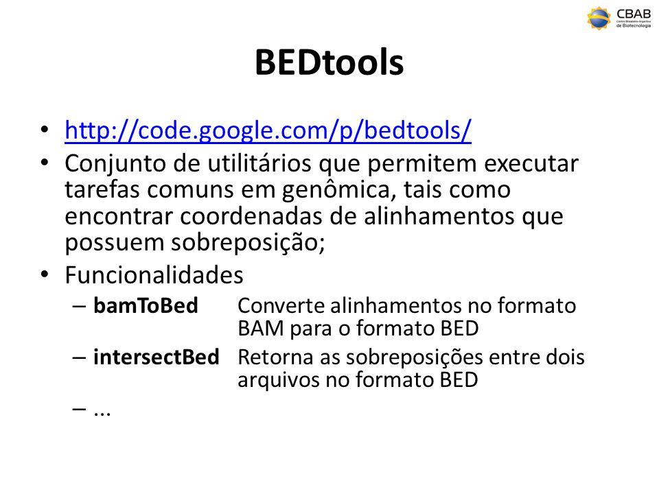 BEDtools http://code.google.com/p/bedtools/