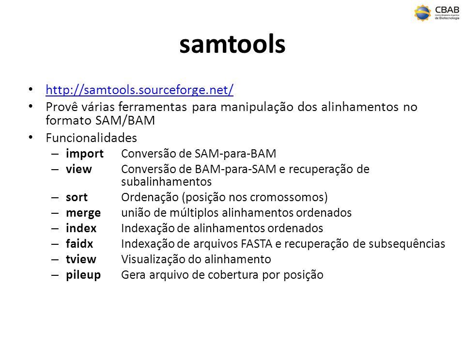 samtools http://samtools.sourceforge.net/