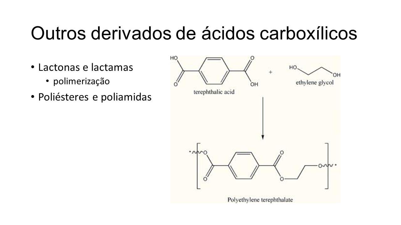 Outros derivados de ácidos carboxílicos