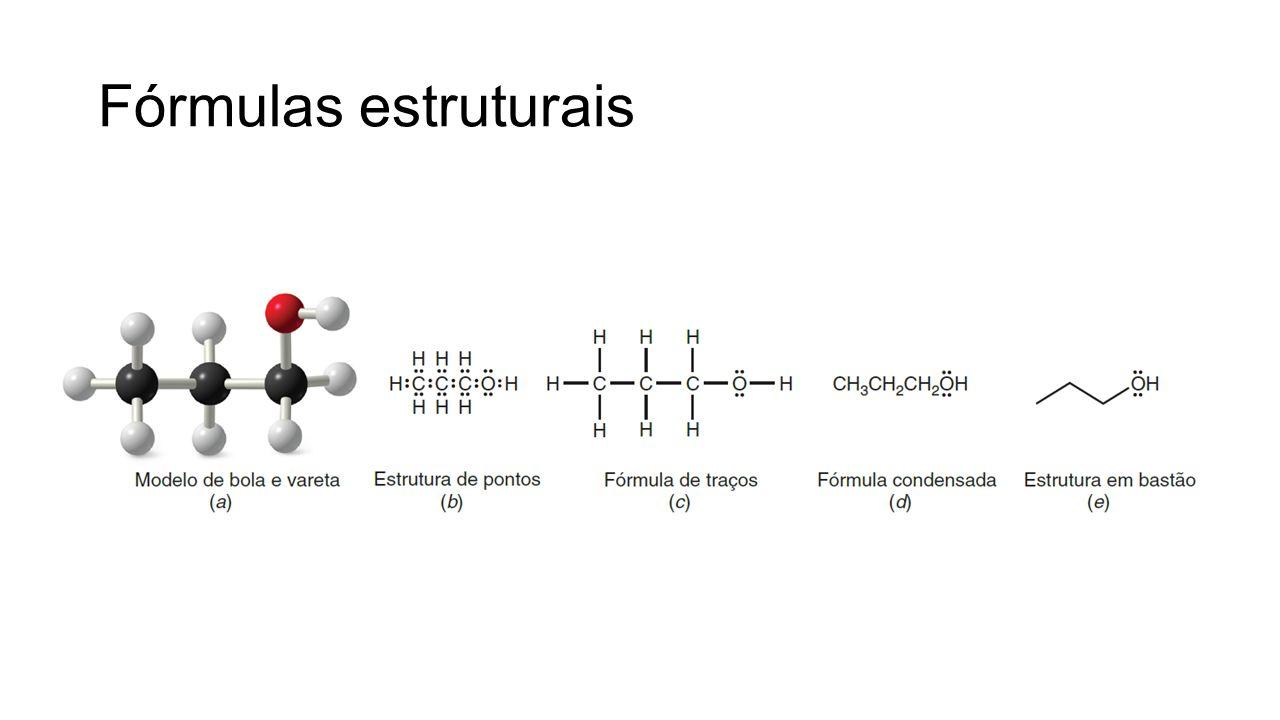 Fórmulas estruturais