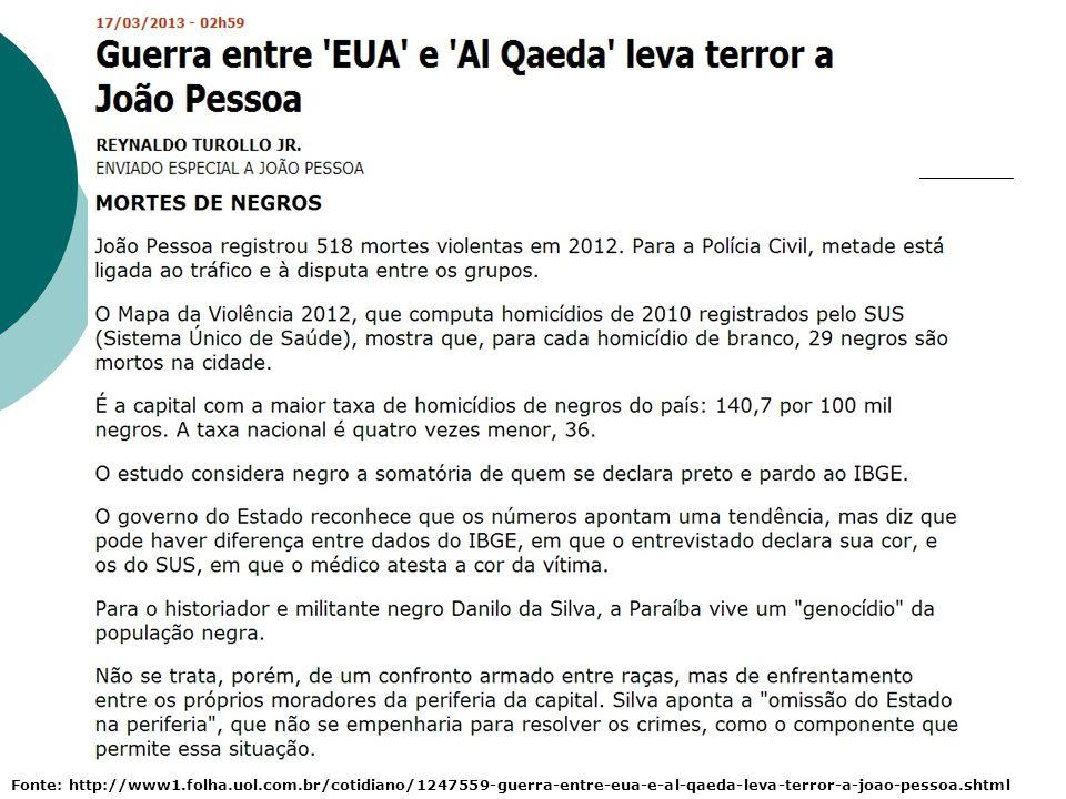 Fonte: http://www1. folha. uol. com