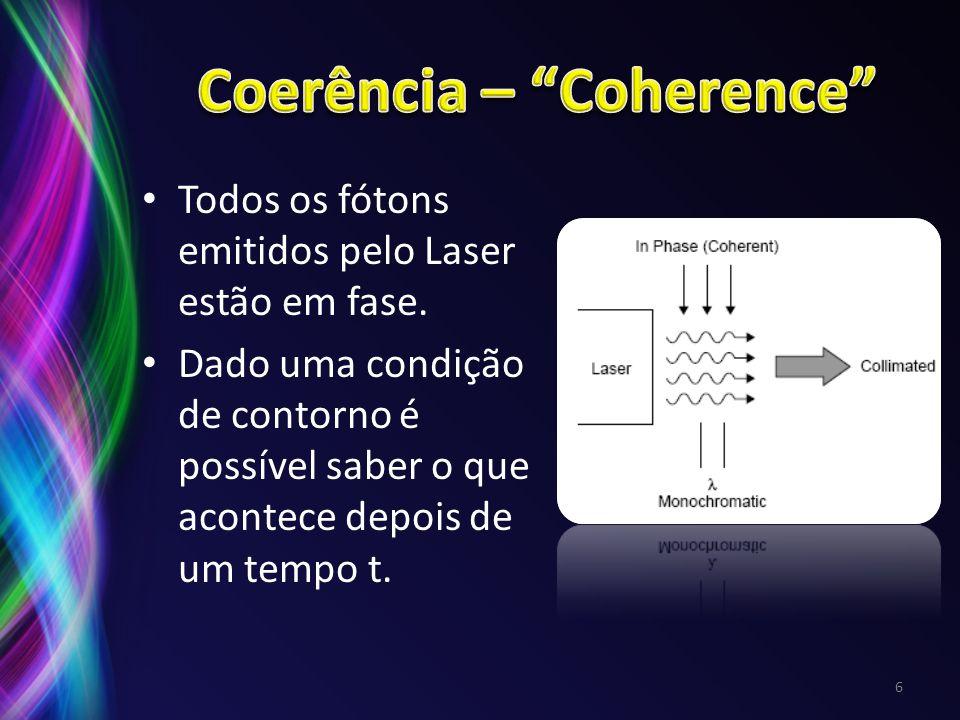 Coerência – Coherence