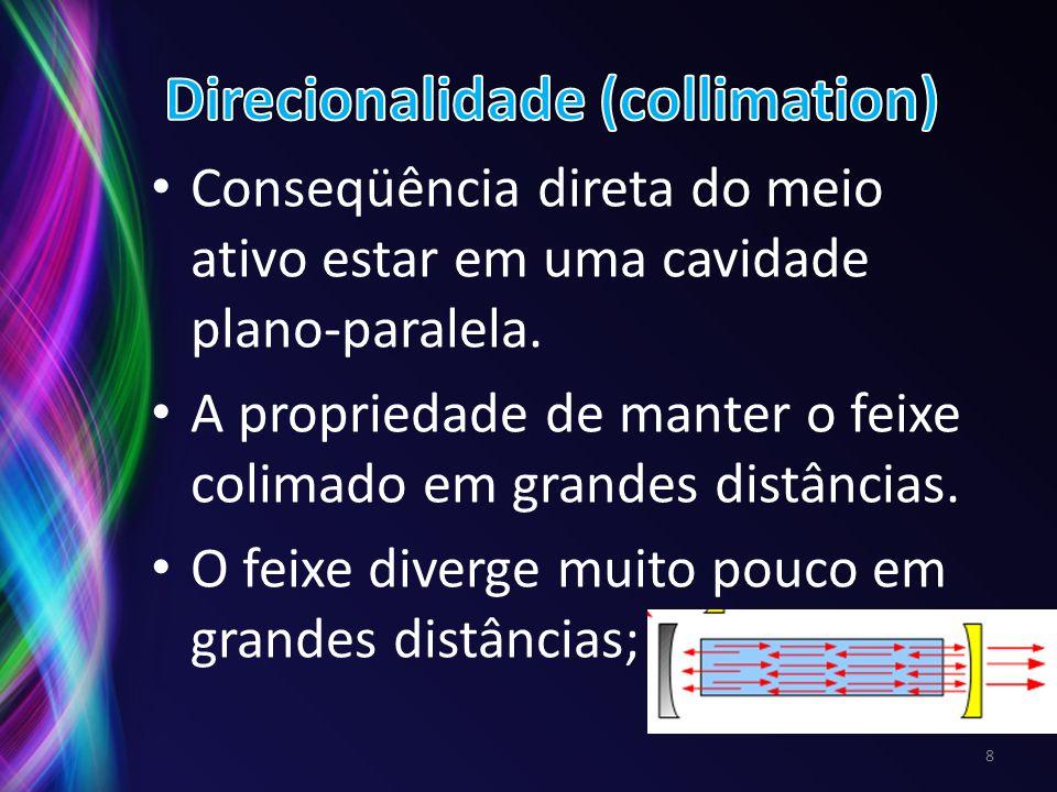 Direcionalidade (collimation)