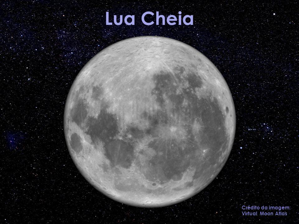 Lua Cheia Crédito da imagem: Virtual Moon Atlas