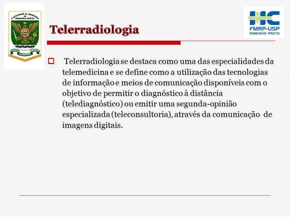 Telerradiologia