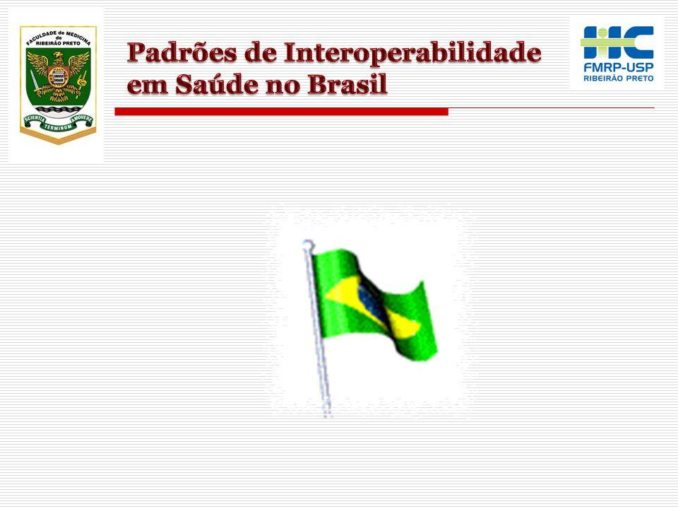 Padrões de Interoperabilidade em Saúde no Brasil