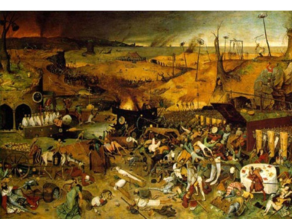 Histórico Peste negra (séc. XIV – Baixa Idade Média)