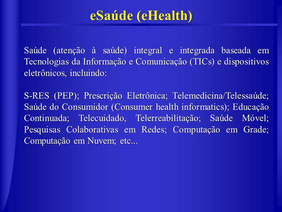 eSaúde (eHealth)