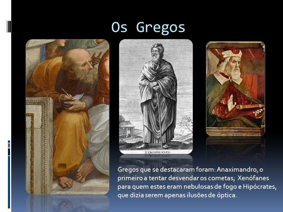 Os Gregos Fontes das imagens: http://www.davemckay.co.uk/philosophy/anaximander/