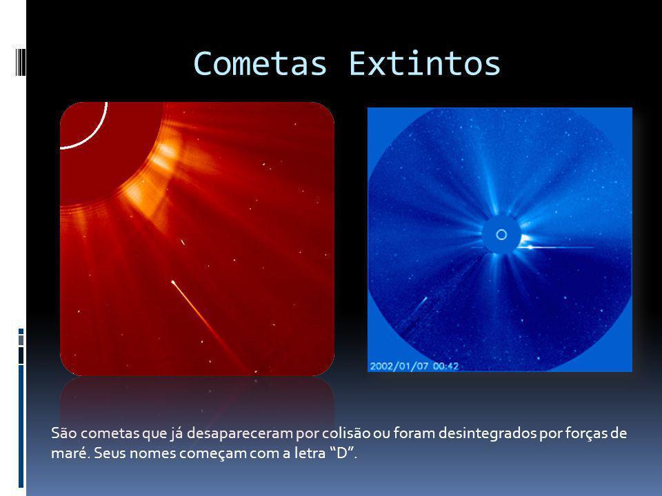 Cometas Extintos