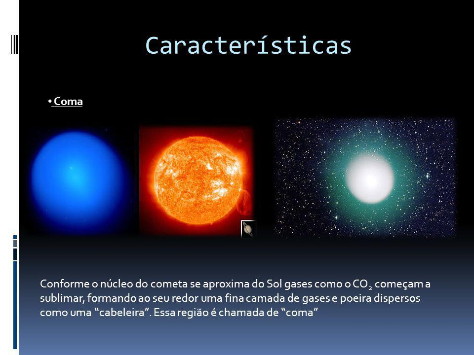 Características Coma.