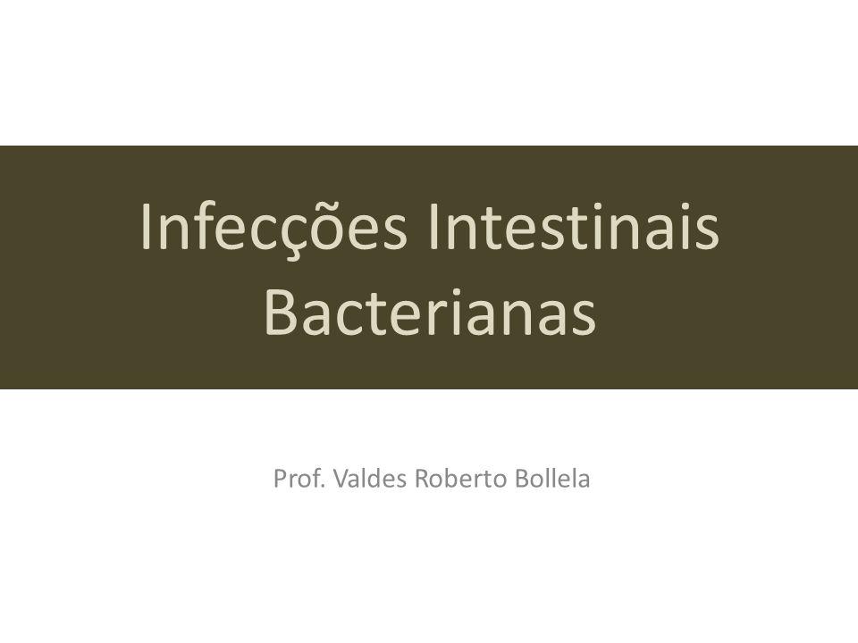 Infecções Intestinais Bacterianas