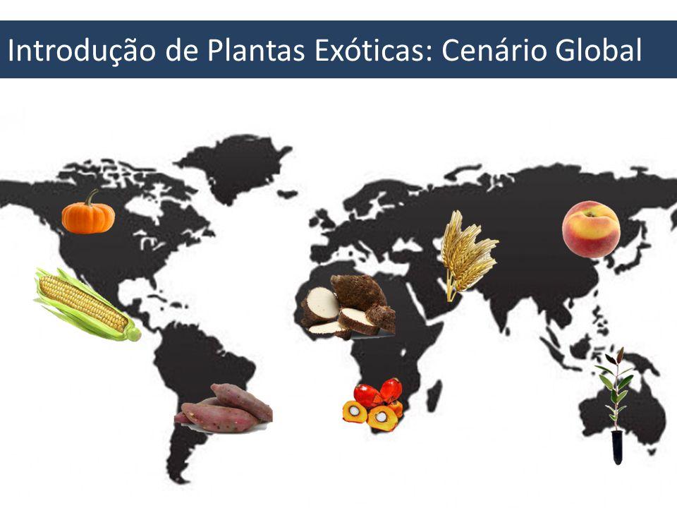 Introdução de Plantas Exóticas: Cenário Global