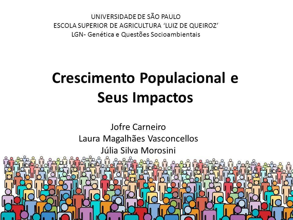 Crescimento Populacional e Seus Impactos