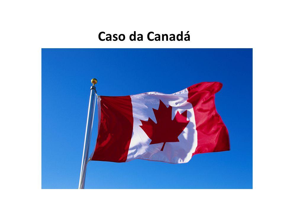 Caso da Canadá