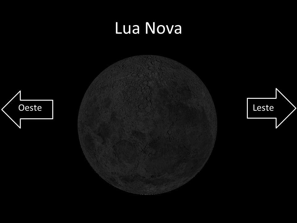 Lua Nova Oeste Leste