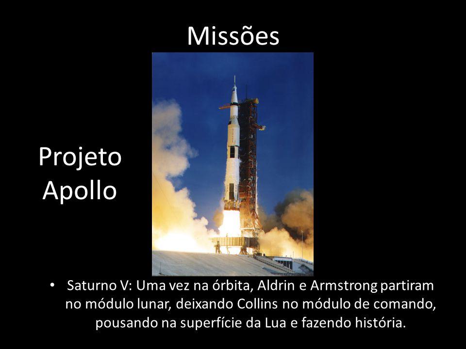 Missões Projeto Apollo