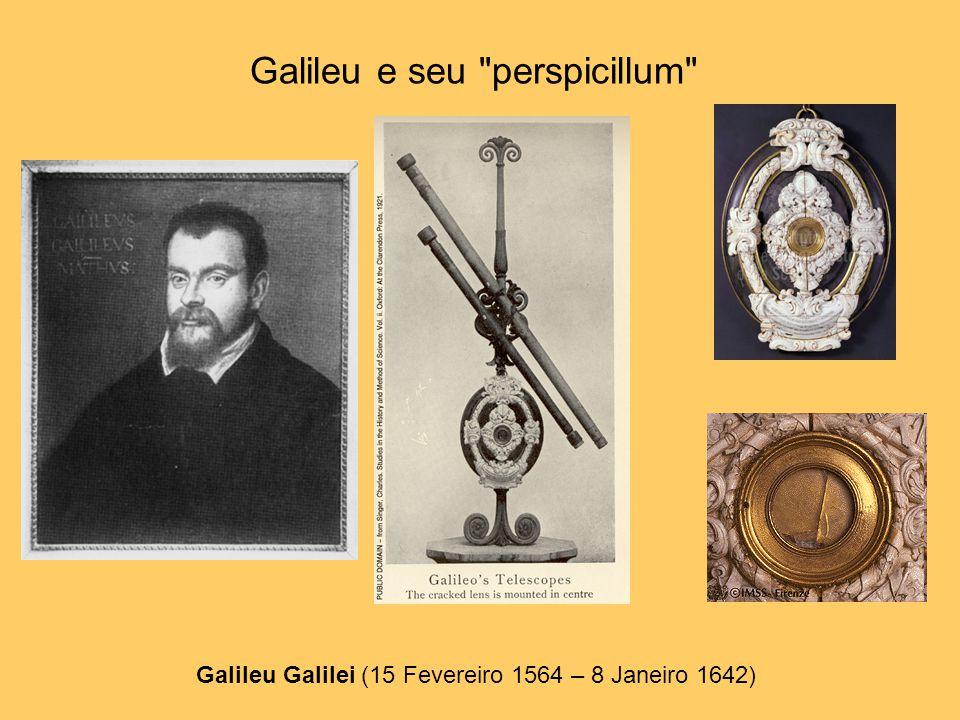 Galileu e seu perspicillum
