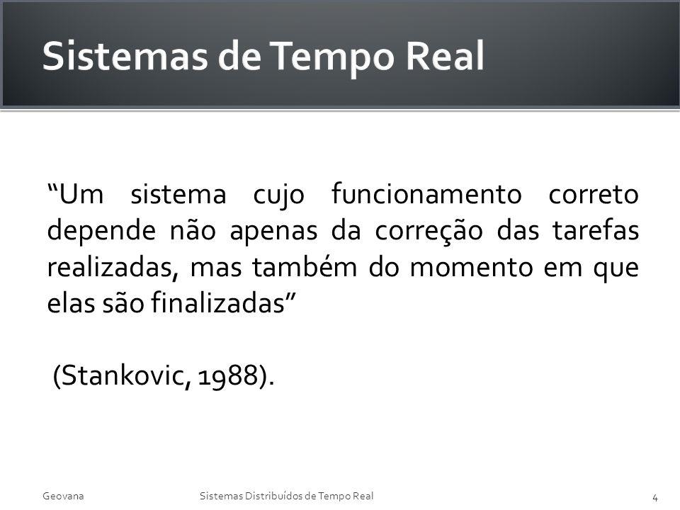 Sistemas de Tempo Real