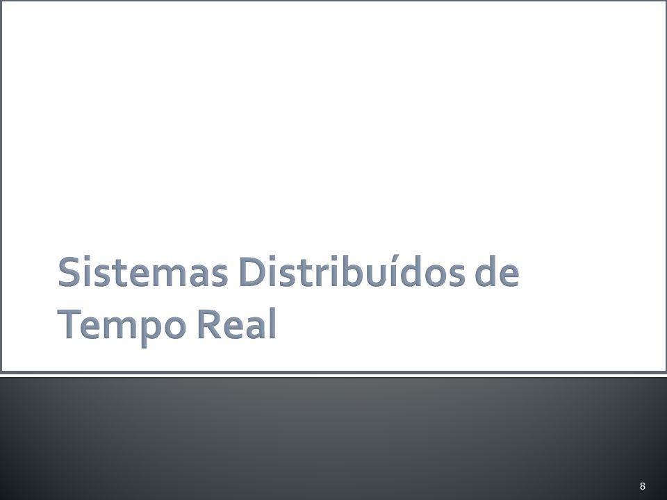 Sistemas Distribuídos de Tempo Real