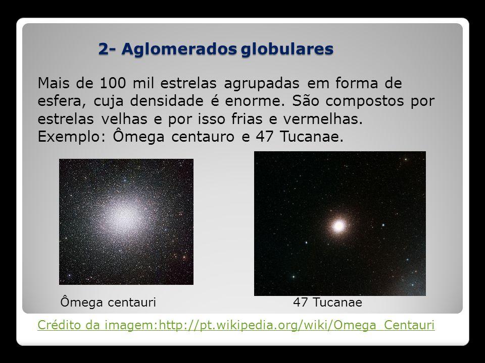 2- Aglomerados globulares