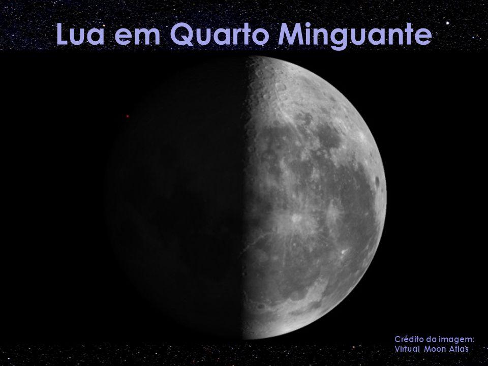 Lua em Quarto Minguante