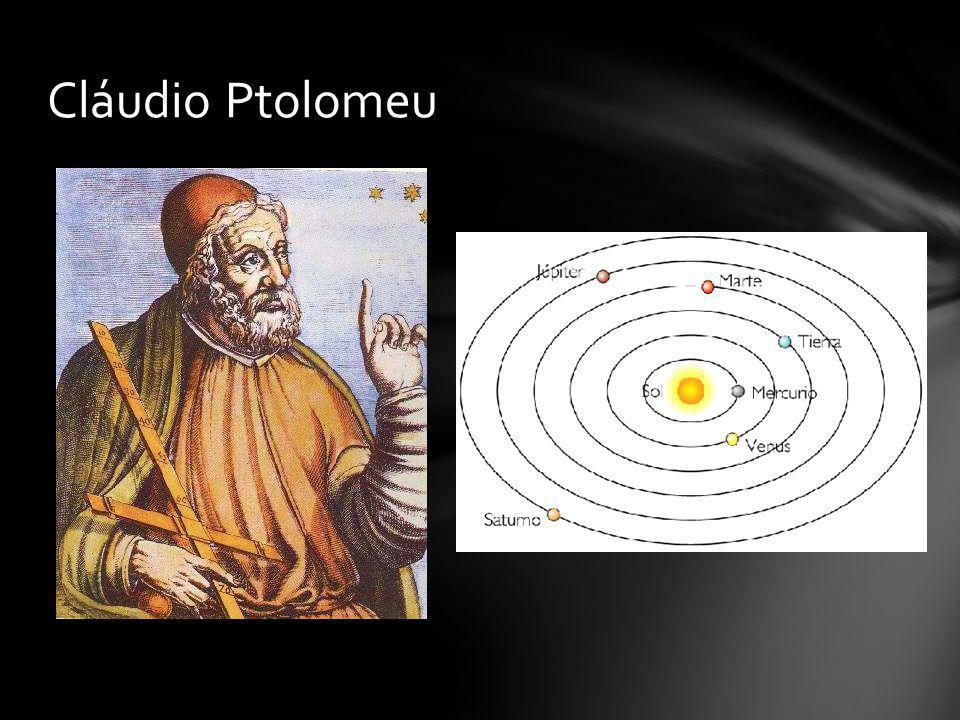 Cláudio Ptolomeu