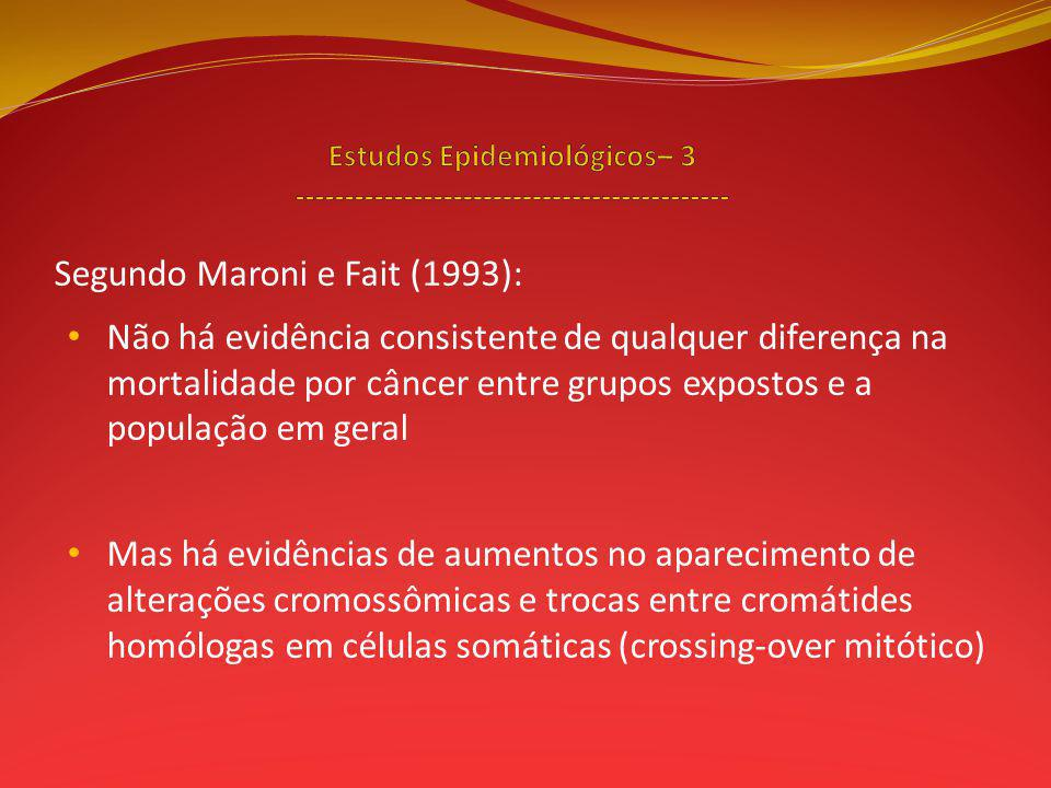 Segundo Maroni e Fait (1993):