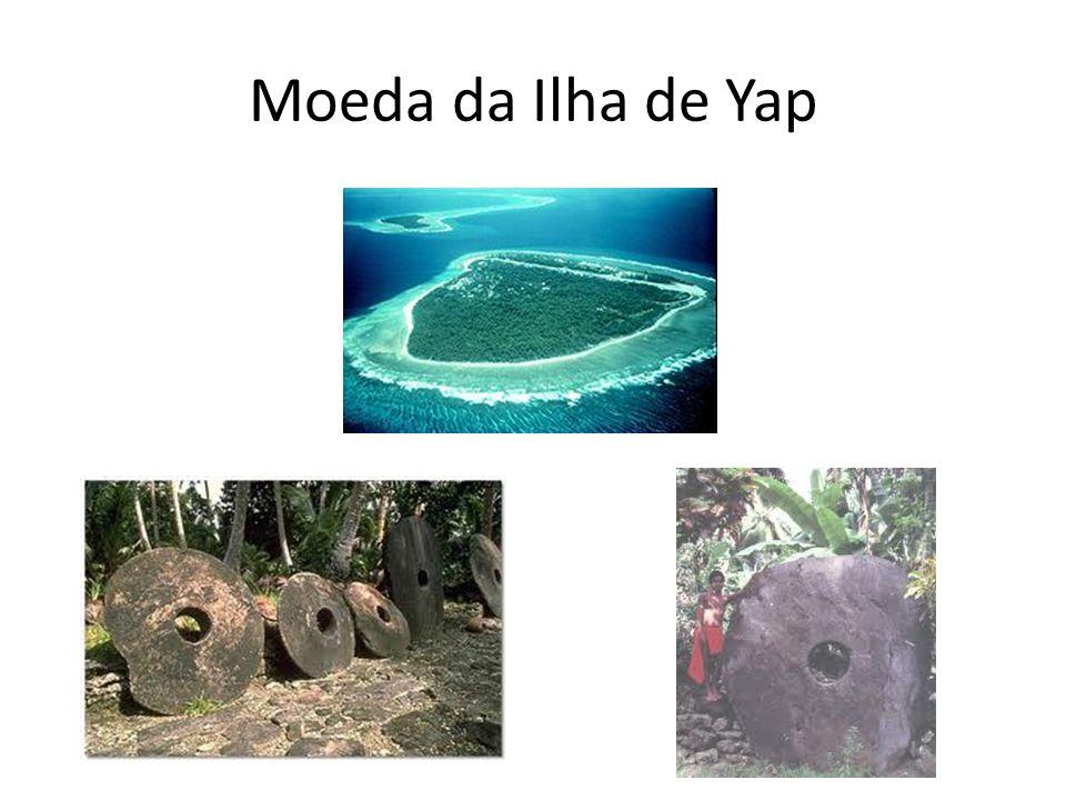 Moeda da Ilha de Yap