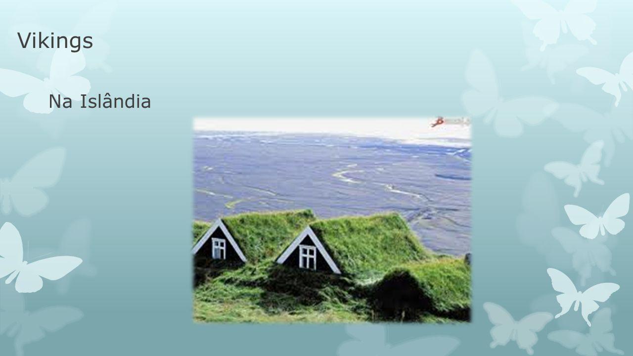 Vikings Na Islândia