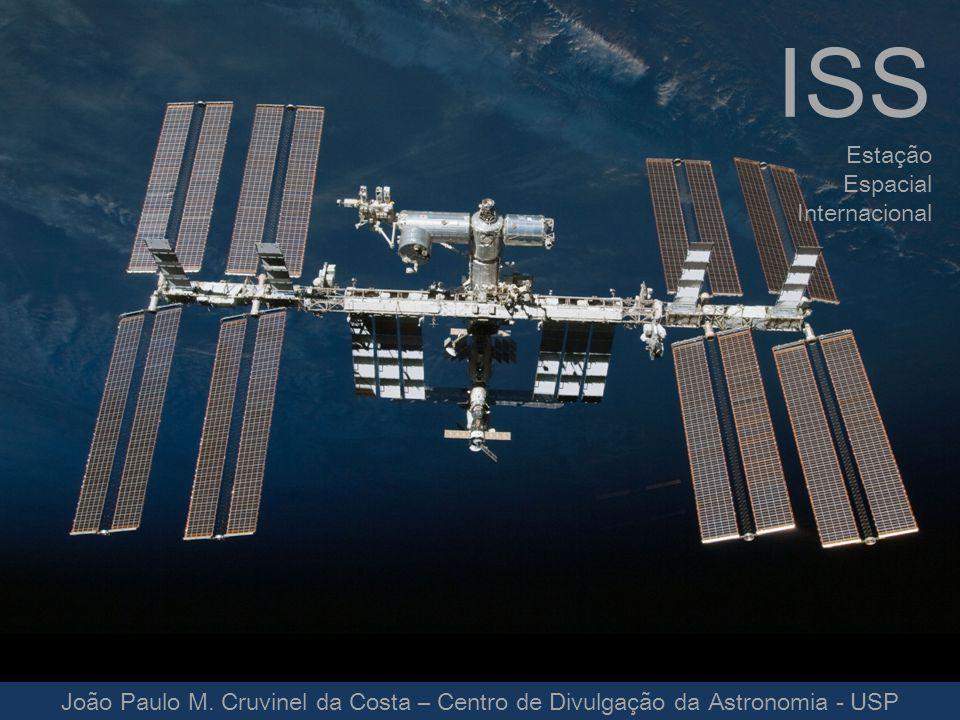 ISS Estação Espacial Internacional