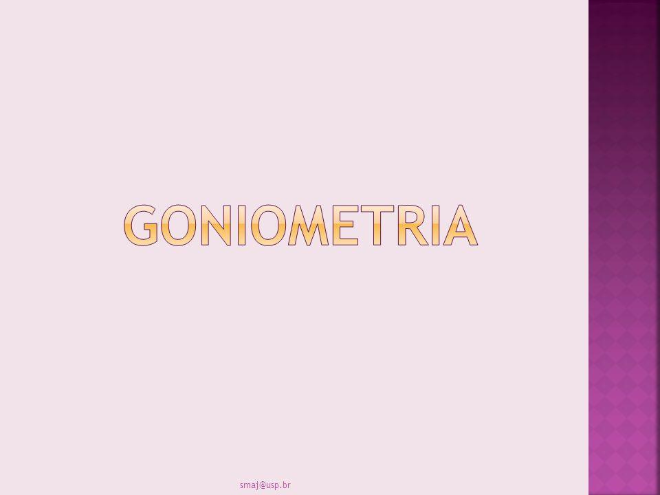 goniometria smaj@usp.br
