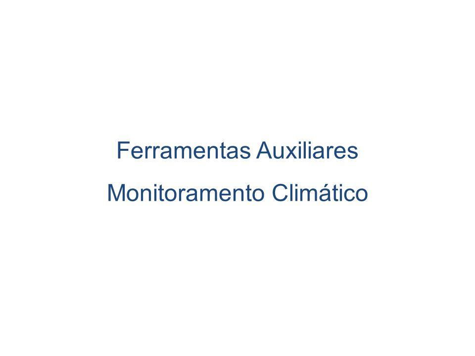 Ferramentas Auxiliares Monitoramento Climático