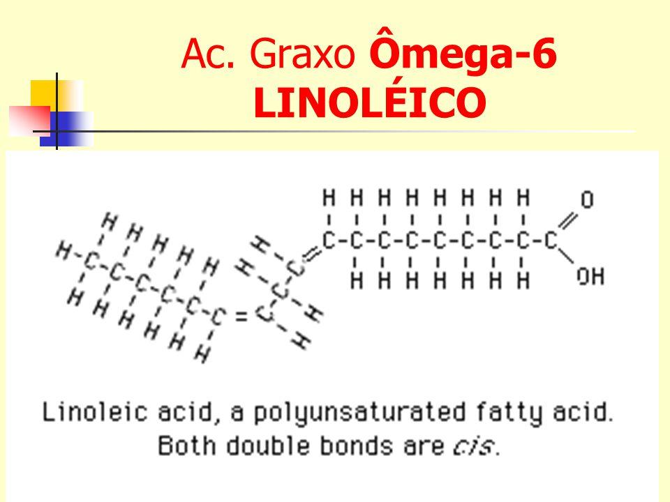 Ac. Graxo Ômega-6 LINOLÉICO
