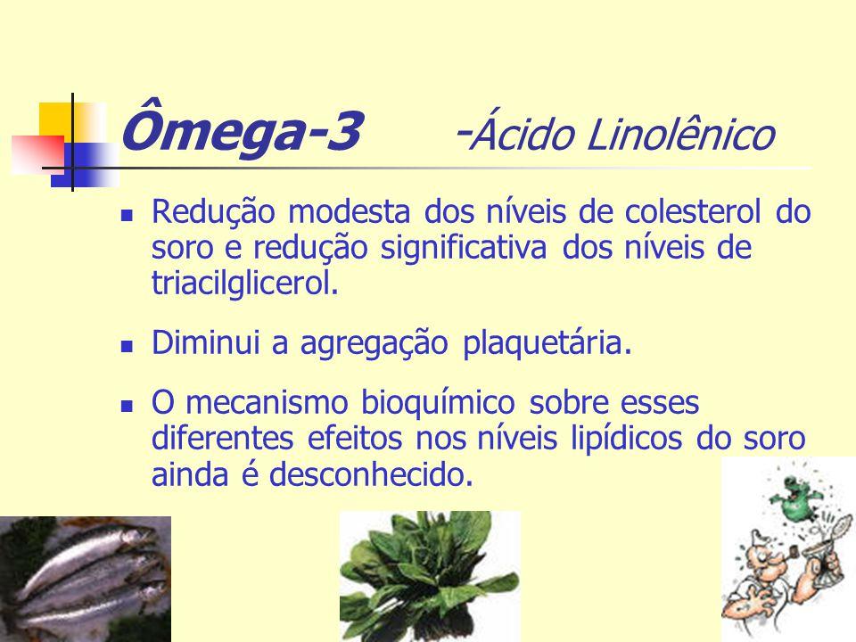 Ômega-3 -Ácido Linolênico