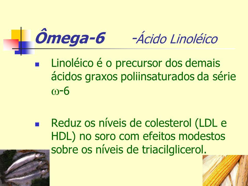 Ômega-6 -Ácido Linoléico