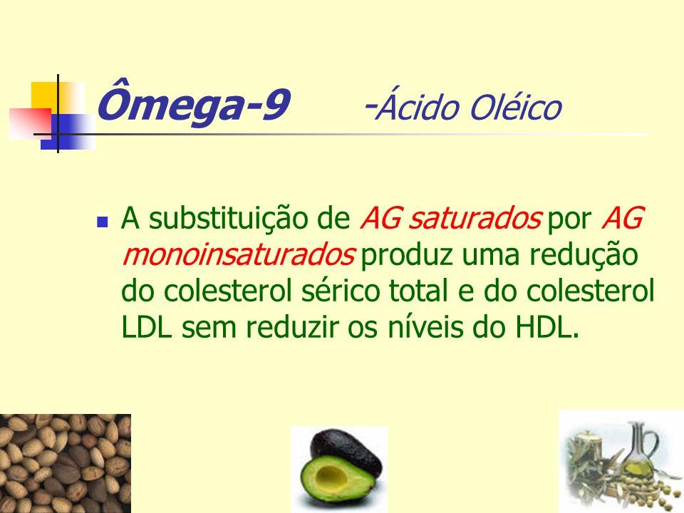 Ômega-9 -Ácido Oléico