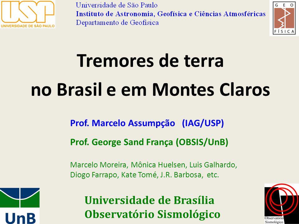 no Brasil e em Montes Claros