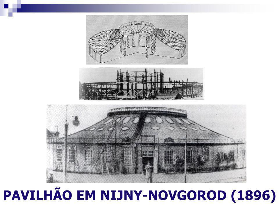 PAVILHÃO EM NIJNY-NOVGOROD (1896)