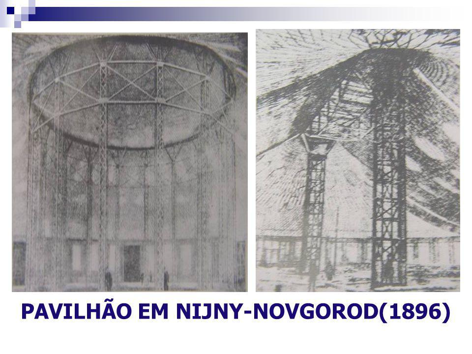 PAVILHÃO EM NIJNY-NOVGOROD(1896)
