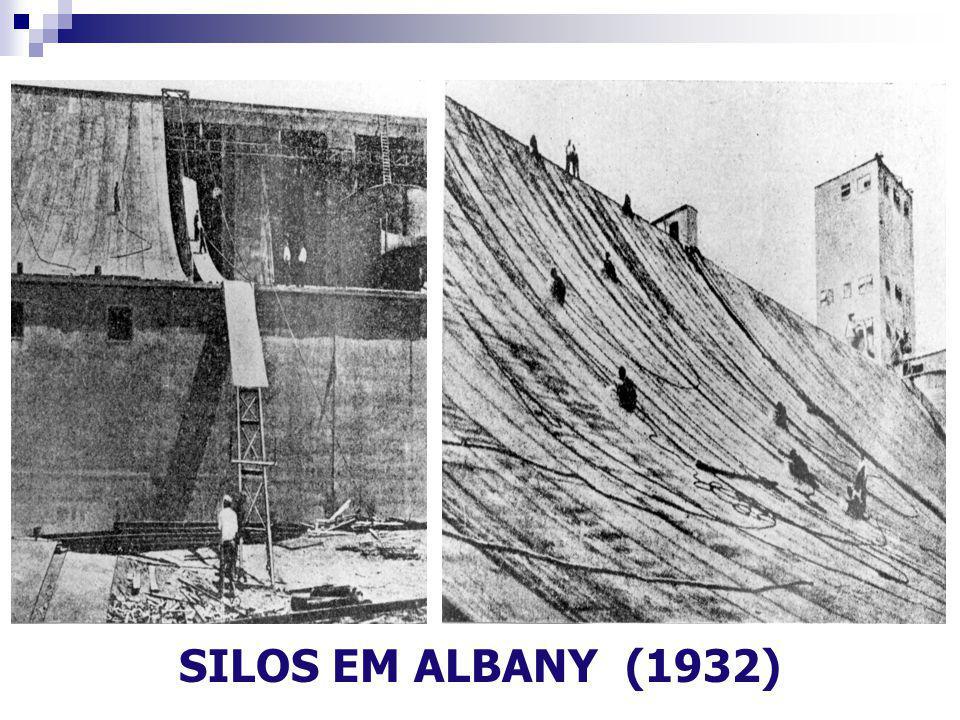 SILOS EM ALBANY (1932)