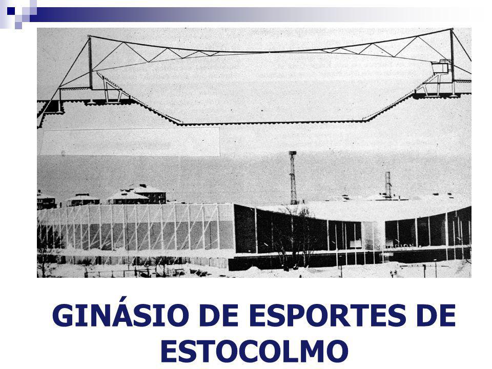 GINÁSIO DE ESPORTES DE ESTOCOLMO