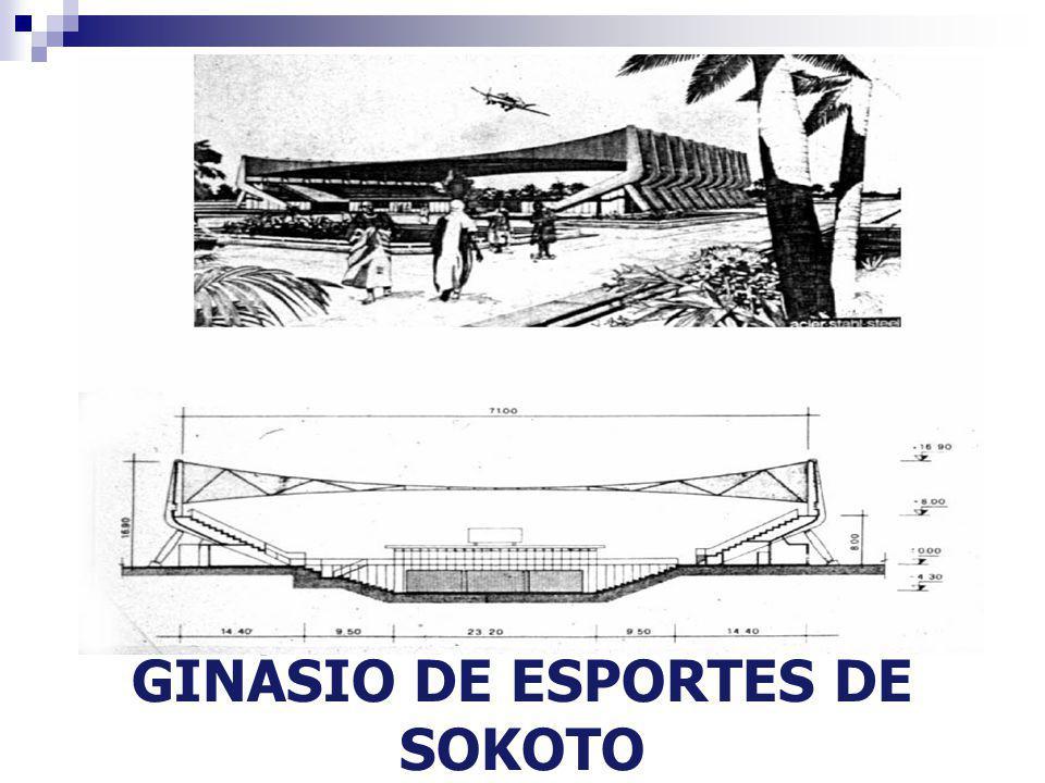 GINÁSIO DE ESPORTES DE SOKOTO