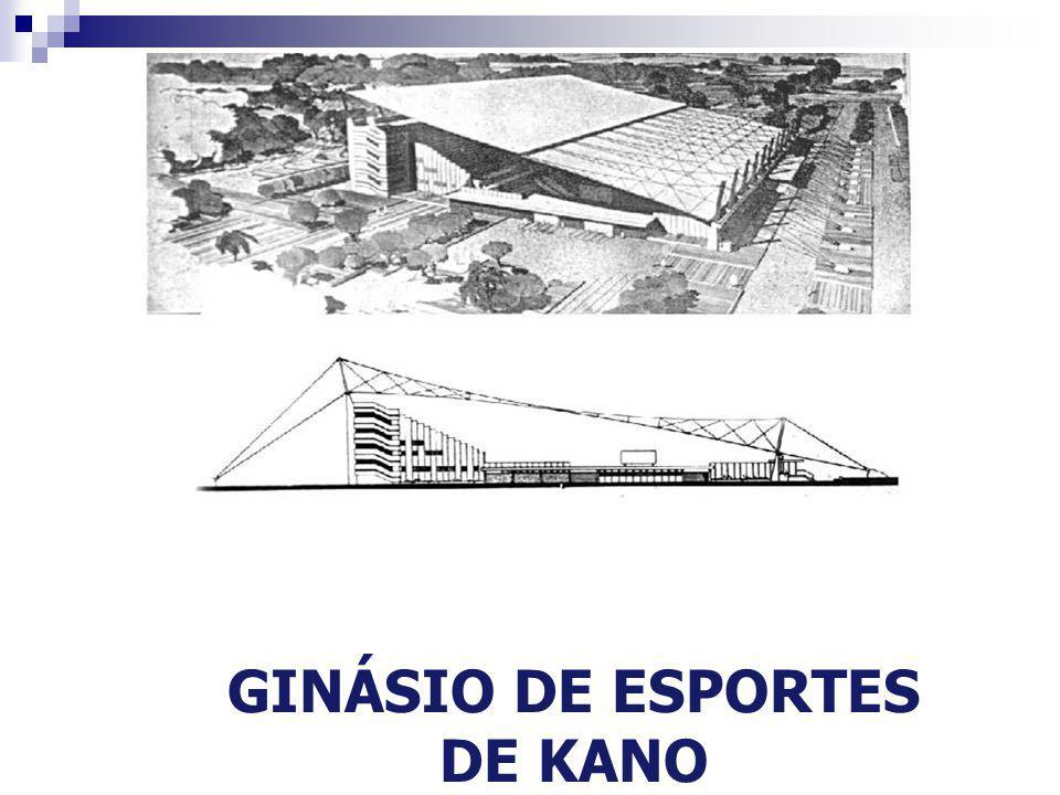 GINÁSIO DE ESPORTES DE KANO