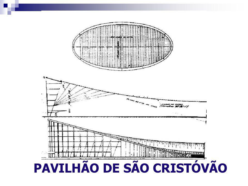 PAVILHÃO DE SÃO CRISTÓVÃO